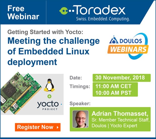 Toradex Getting Started