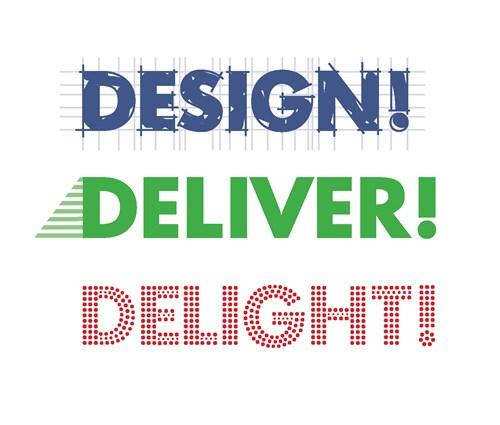 Design! Deliver! Delight! - Perth