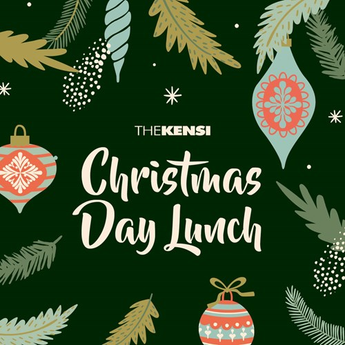 Christmas Day 2019.Christmas Day Lunch 2019 Sticky Tickets